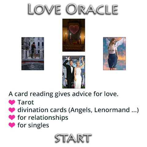 Free Love Oracle | Online on Psychic-Crystal-Ball com